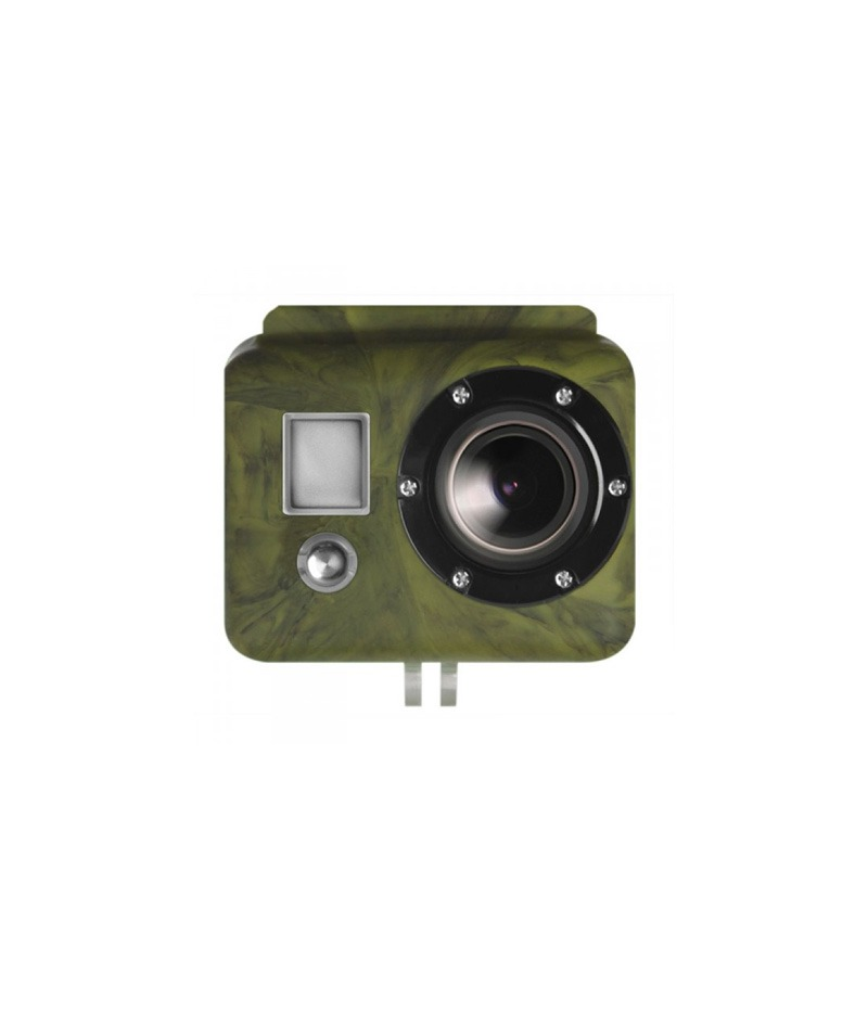 Housse Silicone GoPro HD