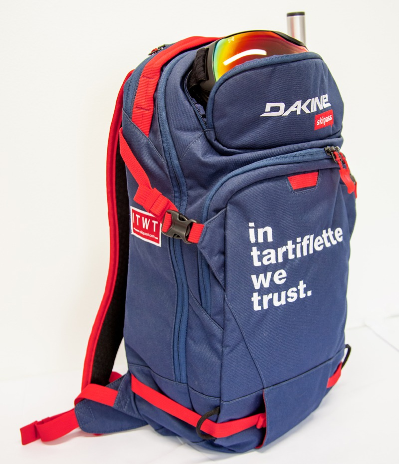 Dakine x In Tartiflette We Trust V2