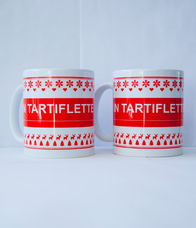 Pack 2 In Tartiflette We Trust