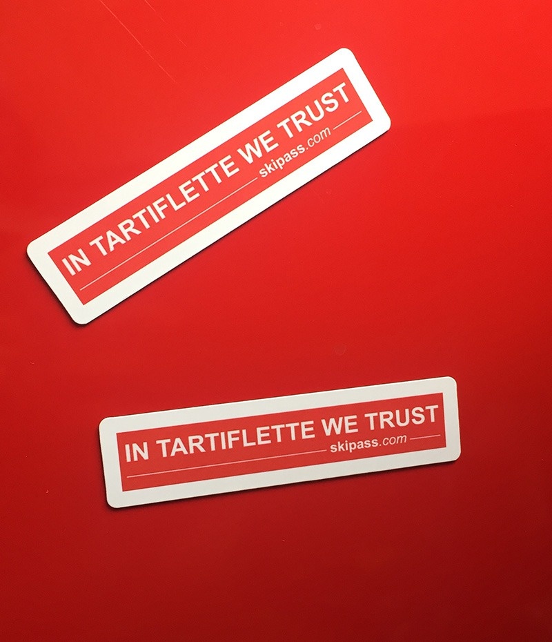 Magnet In Tartiflette We Trust original