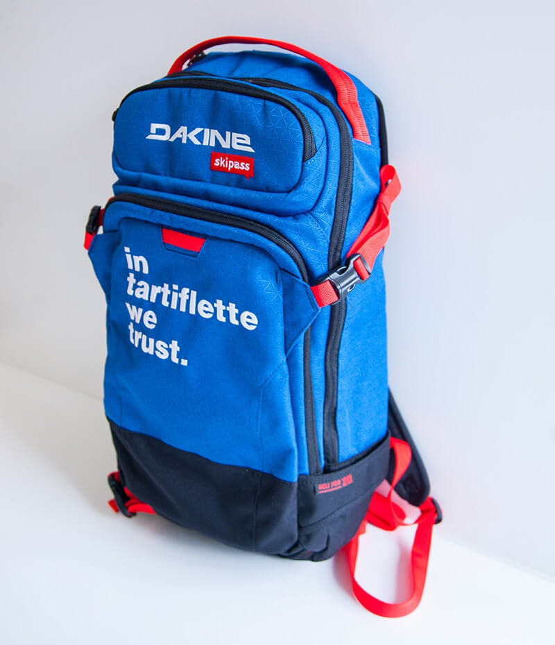 Dakine x In Tartiflette We Trust Scout