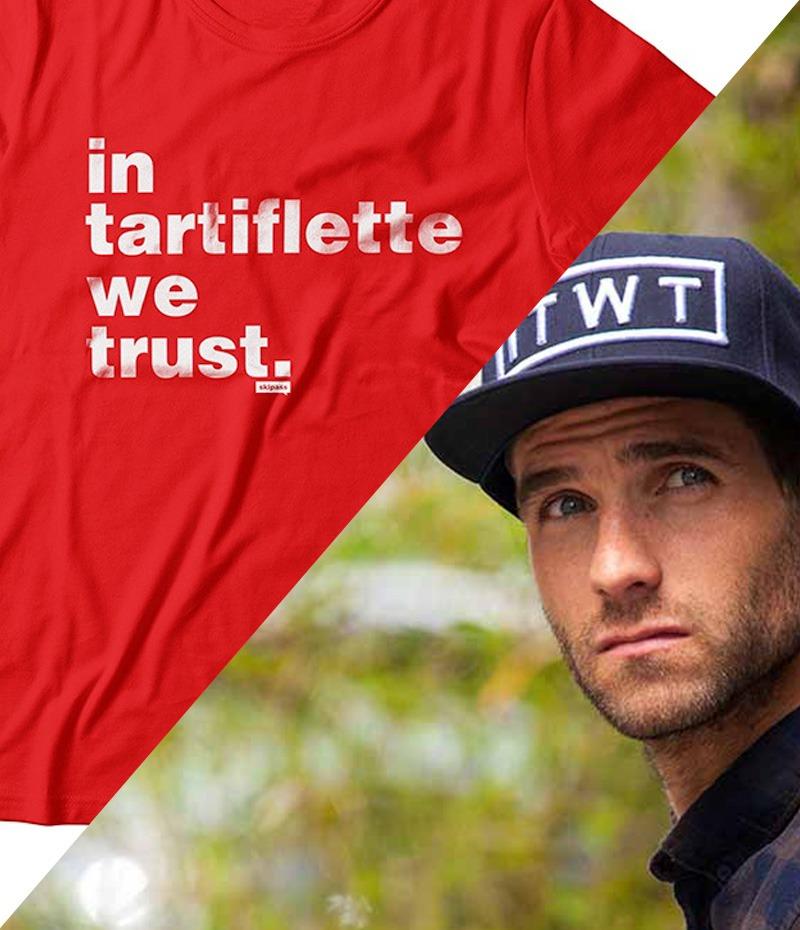 casquette ITWT tshirt ITWT