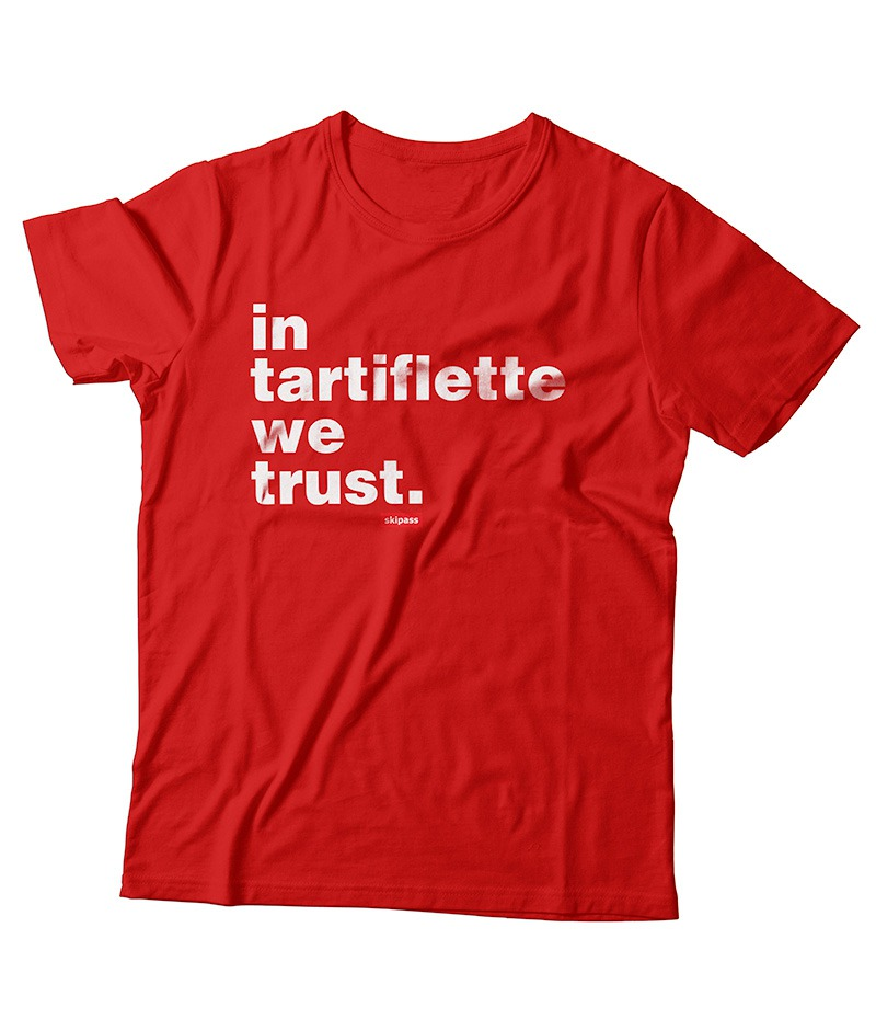 In Tartiflette We Trust kids