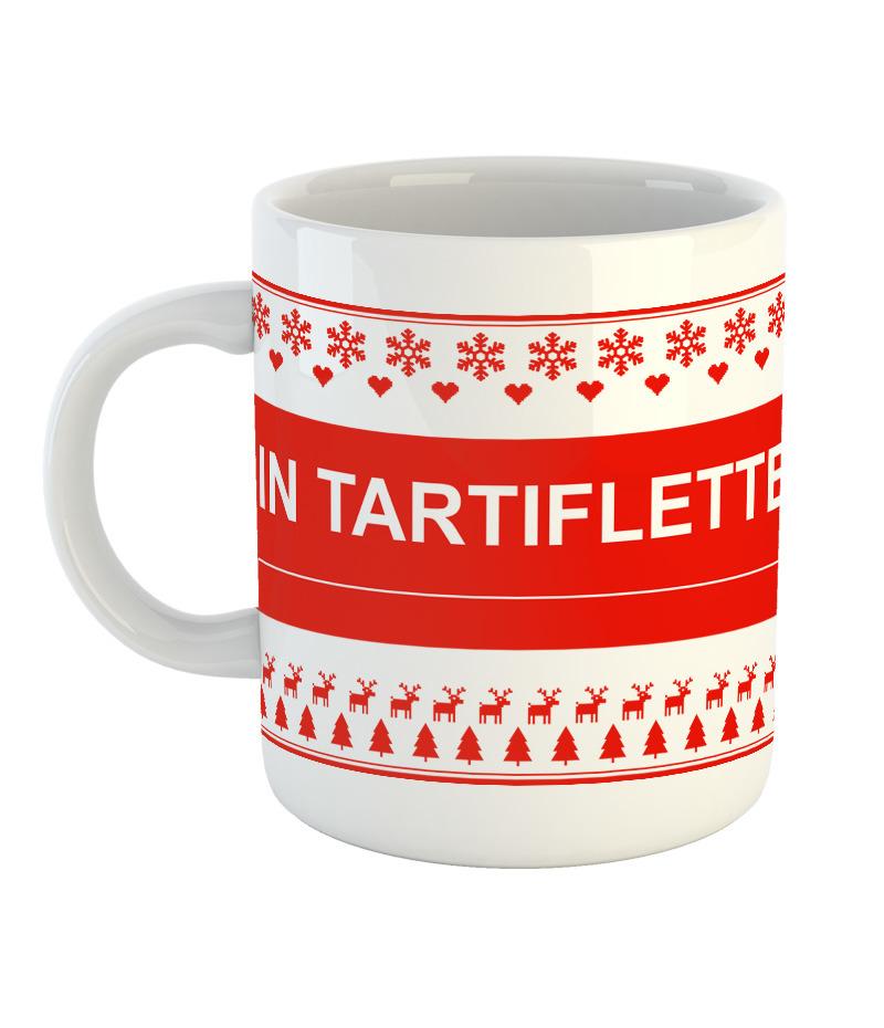 Mug In Tartiflette We Trust rouge (1)