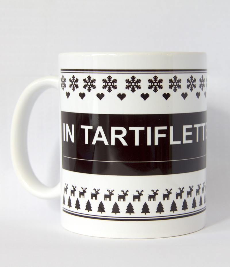 Mug In Tartiflette We Trust noir (1)