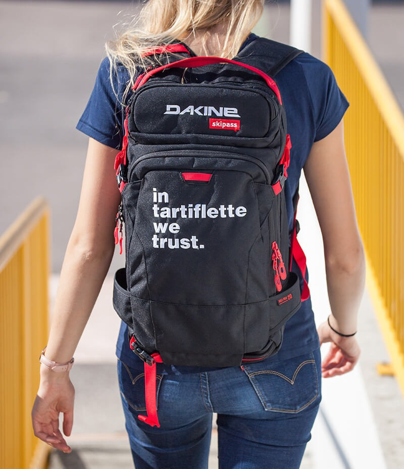 Dakine x In Tartiflette We Trust
