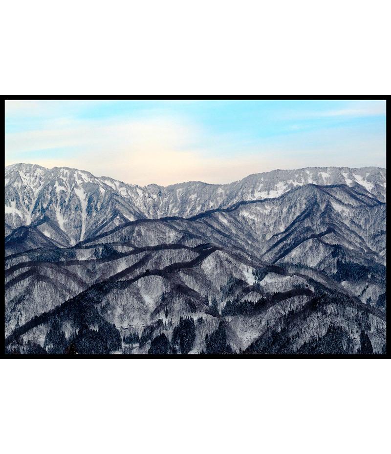 Montagnes du Japon