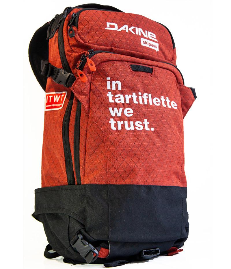 Dakine x In Tartiflette We Trust Tandoori Spice
