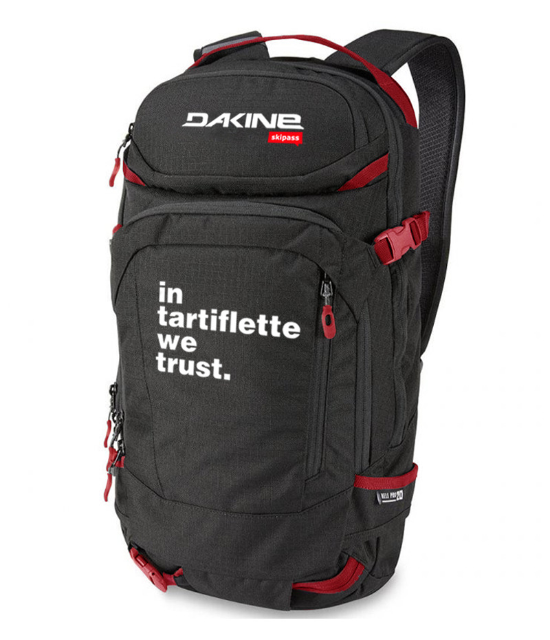 Dakine x In Tartiflette We Trust Noir