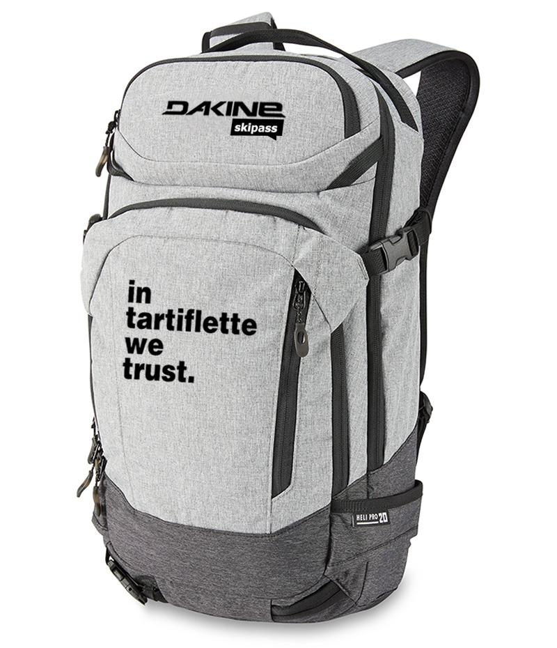 Dakine x In Tartiflette We Trust