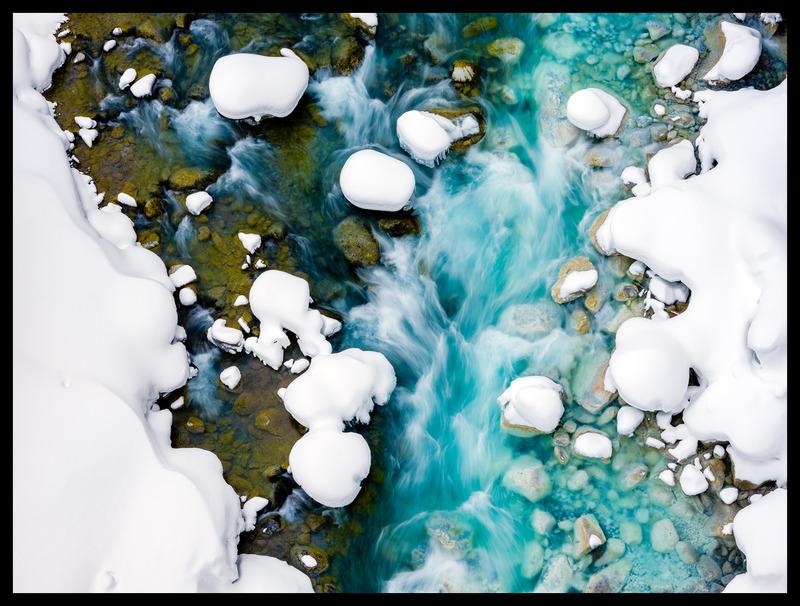 Rivière bleue - Hokkaido