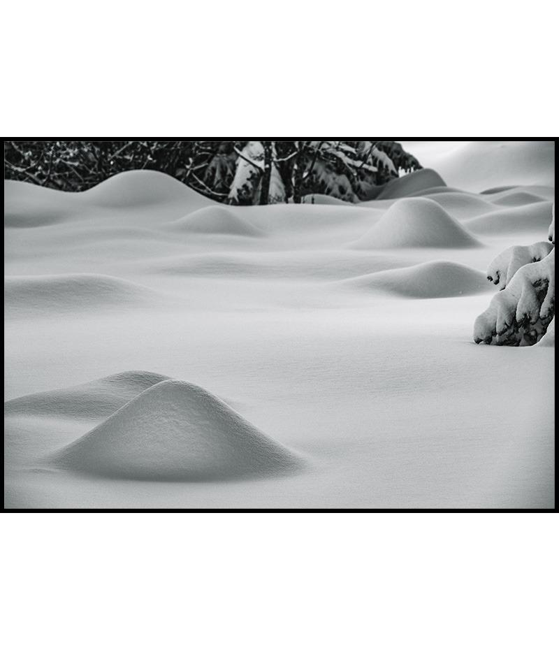 La forme de la neige (I)