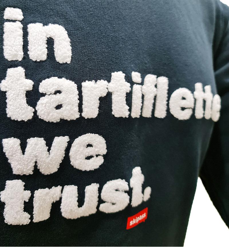 Sweat In Tartiflette We Trust bouclette