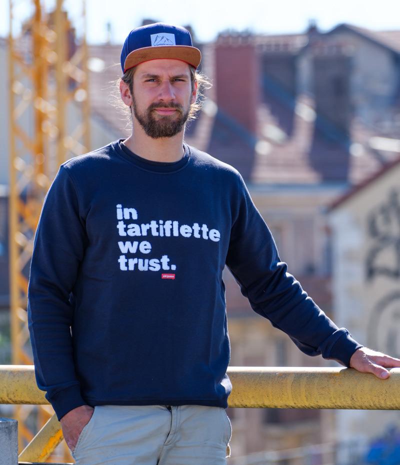 Sweat In Tartiflette We Trust Bouclettes